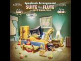 Suite for Flute &amp Jazz Piano Trio Jean Pierre Rampal &amp Claude Bolling