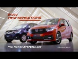 New Honda Mobilio TVC 60s Enjoy New Sensations