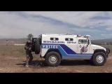 Учения сил спецназначения КСОР ОДКБ «Кобальт-2016» в Армении