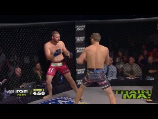 Best of 2016: It Only Took Chase Waldon Two Punches to End the Fight at RFA 40 best of 2016: it only took chase waldon two punch