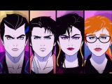 MoonBeam City Season 1 music video