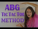 Arterial Blood Gas  ABGs Made Easy for Nurses  Tic Tac Toe Method
