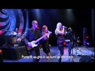 Pump live (The B-52s, 2011) with lyrics