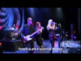 Pump live (The B-52s, 2011) with lyrics