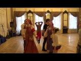 Мастер-класс по русским народным танцам и играм.Группа Владимирская Вечора.