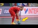 Красота мини футбола: лучшие моменты!