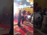 pathan girl dance at a marrige hall full