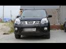 Видео от клиента Светодиодные ПТФ с ДХО для Nissan Xtrail две полосы