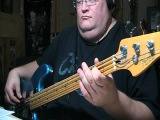 The Doors Riders On The Storm Bass Cover with Bass Notes &amp Tablature