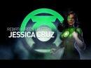 Rebirth Jessica Cruz Green Lantern - Injustice Mobile
