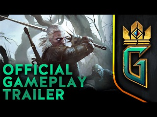 GWENT: The Witcher Card Game | Official Gameplay Trailer