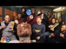 Jimmy Fallon Ed Sheeran The Roots Sing Shape of You Classroom Instruments