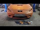 Toyota celica - mandarin restyling