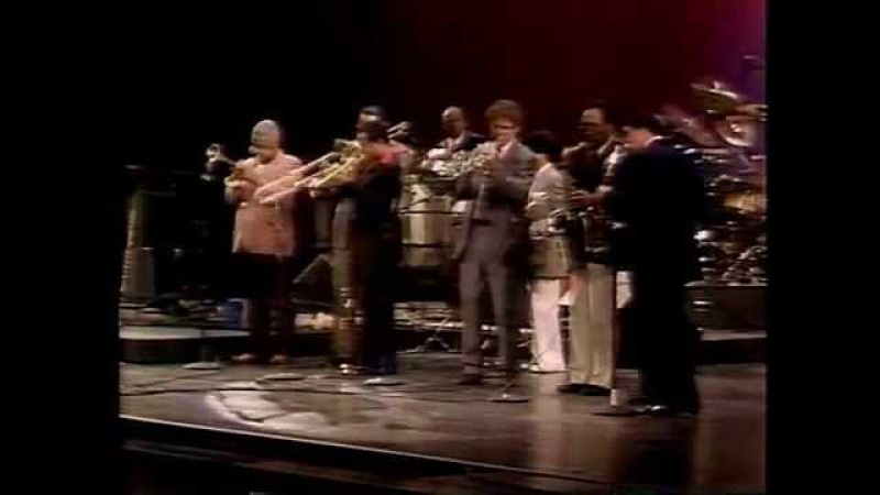 Dizzy Gillespie's Fiesta Mojo with Mongo Santamaria, Candido, Nicky Marrero (Live 1988)