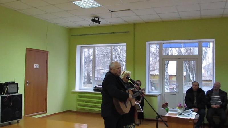 Я - українець. Слова Н. Літош, музика та виконання - В. Козеровський