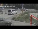 В Костанае девушка выпала из автобуса 8.06.16