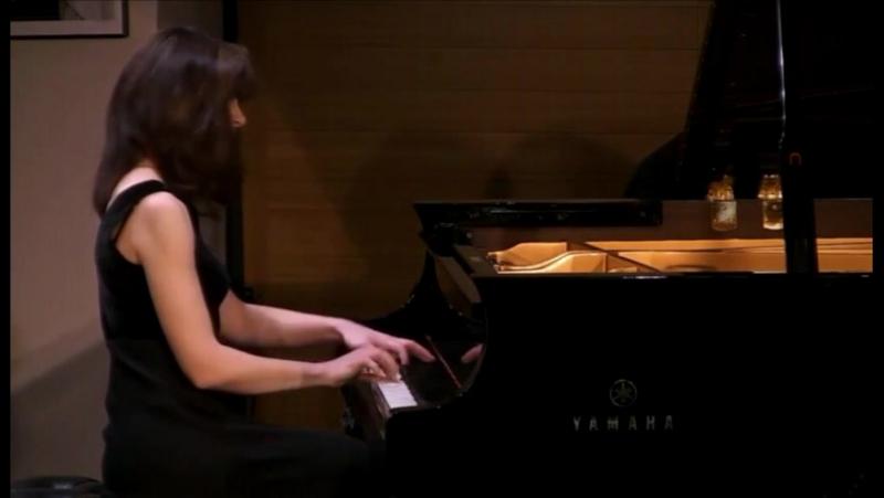 Olga Rikova Ridgway. Chopin Ballade 4