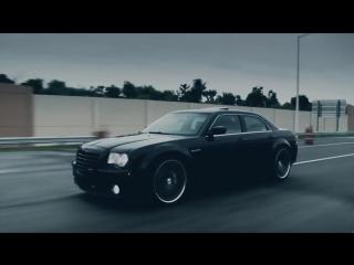 Chrysler 300C SRT8 BlackDevil on Vossen
