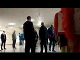 После скандального матча Зенит - Урал 2-0 (VHS Video)