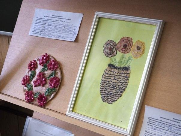 Выставка творчества