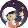 #детикосмонавты
