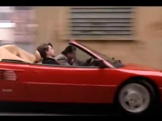 Never Trust In A Blind Driver! - A -Scent Of A Woman- Deleted Scene