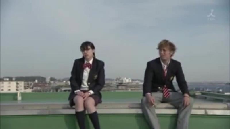 J-Drama: Yankee-Kun to Megane-Chan