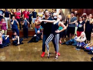 Little Mix - Salute - William Teixeira and Paloma Alves - 2016 Los Angeles Zouk Congress