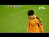 Кубок Англии 2016-17  18 финала  Вулверхэмптон  Челси 2 тайм