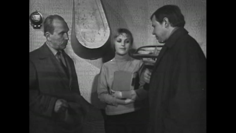 Следствие ведут ЗнаТоКи 1972. Дело 6-е. Шантаж (2-я часть).