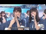 Nogizaka46 x Tatsuya Ishii - Roman hikou [FNS] 18.07.2016