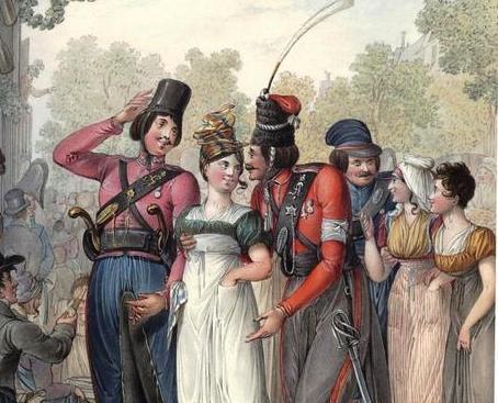 Бистро - история возникновения слова