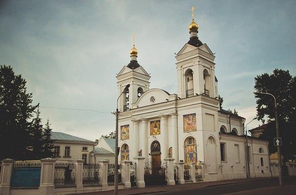 Свято-Покровский кафедральный собор Витебска
