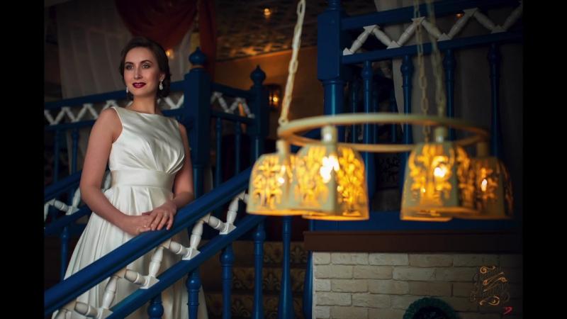 Пара№8 Алина. Свадебный образ Backstage . Проект Ваша Особенная Свадьба