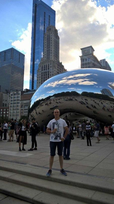 Мілан Іванов | Chicago