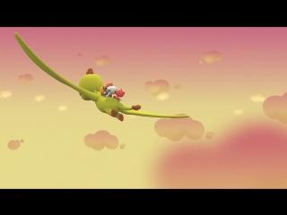 Мимимишки 23 серия - Цыпа и динозавры _ мишки ми-ми-мишки все серии подряд