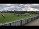 Freilaufspiel beim BVB. Reservisten der U23 jetzt auch dabei.