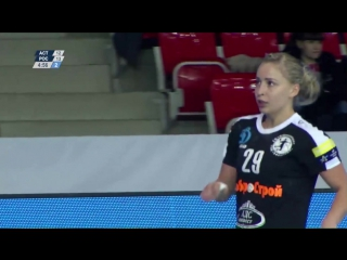Наталья Чигиринова - самый ценный игрок международного турнира в Астрахани.