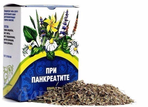 Чай желудочный при панкреатите