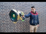 3D-печать Усилителя звука Лусио