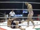 02 - Nobuhiko Takada vs Mirko (Cro Cop) Filipovic [PRIDE 17 - Championship Chaos] 03.11.2001