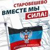 """ОД """"Донецкая Республика"""" Старобешевский район"""