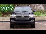 2016-2017 Toyota Land Cruiser 200 4x4 Offroad