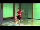 Функциональные тренировки в бадминтоне часть 1