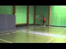 Функциональные тренировки в бадминтоне часть 2