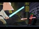 Финес и Ферб - Звёздные войны