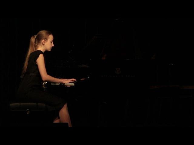 Гордеева Дарья-Метнер Canzona Serenata из цикла
