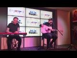 James Arthur at Fresh FM DC Lottery Live - 1/17/17