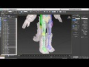 3DS Max - Rigging Biped FULL Tutorial