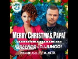 DJ JunGo, Natasha Baccardi - Merry Christmas 2017, Papa!